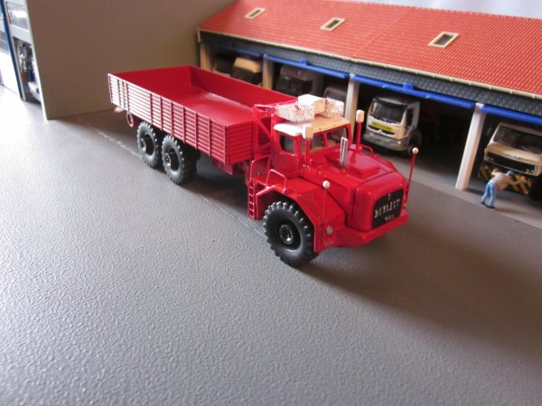 Berliet T100 N1 / 2e partie