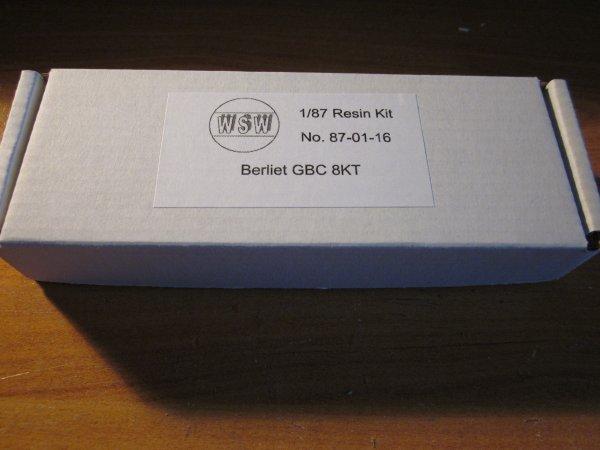 Berliet GBC