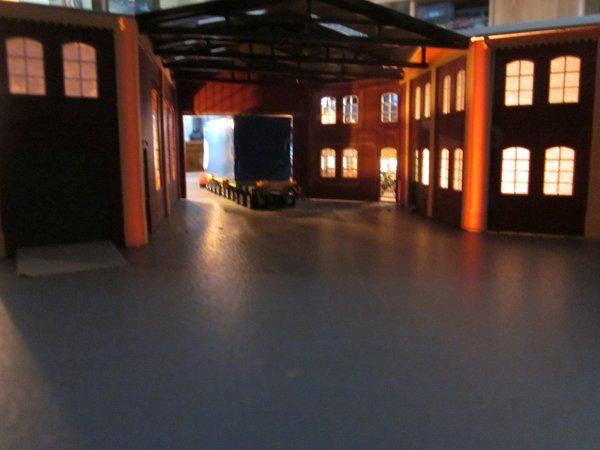 Suite diorama
