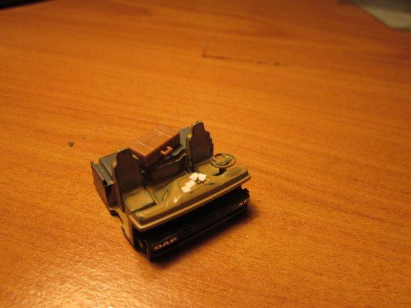 DAF XF 105 SSC 6X4