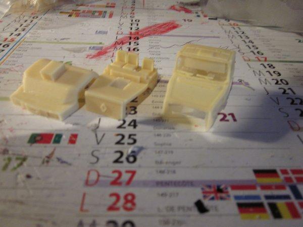 Berliet T100 + Renault CBH + Renault R Major