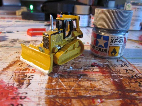 patine bulldozer blog de herpa 187. Black Bedroom Furniture Sets. Home Design Ideas