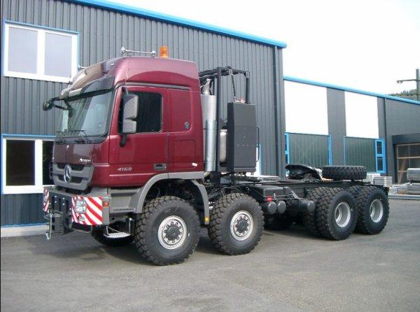 TL - Un dernier tracteur pour 2012 ?