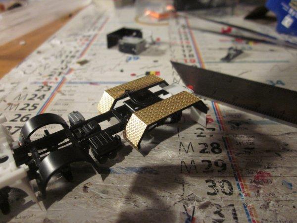MB Actros SLT Titan 8x8