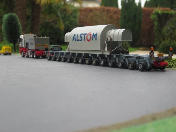 TL - Transport rotor Alstom