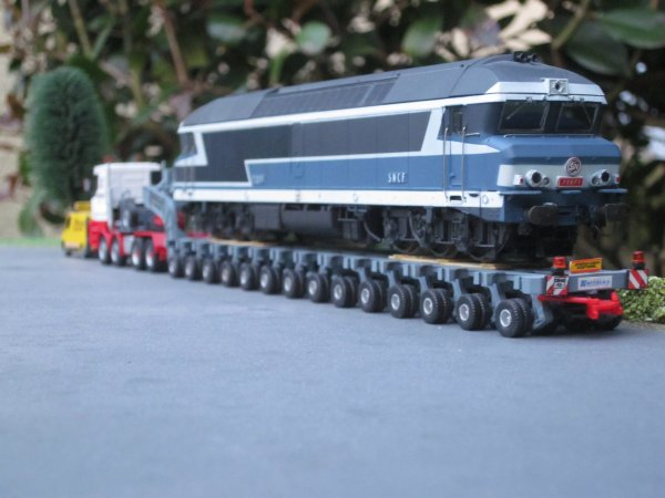 TL - Transport loco 72000