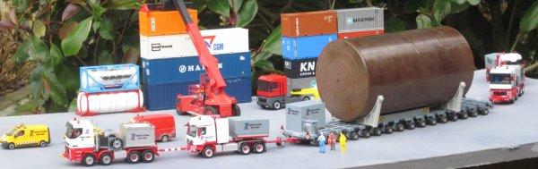 TL - Transport d'une pièce de raffinage Total