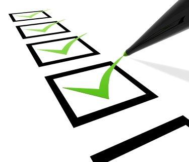 Mes 10 bonnes résolutions pour 2012
