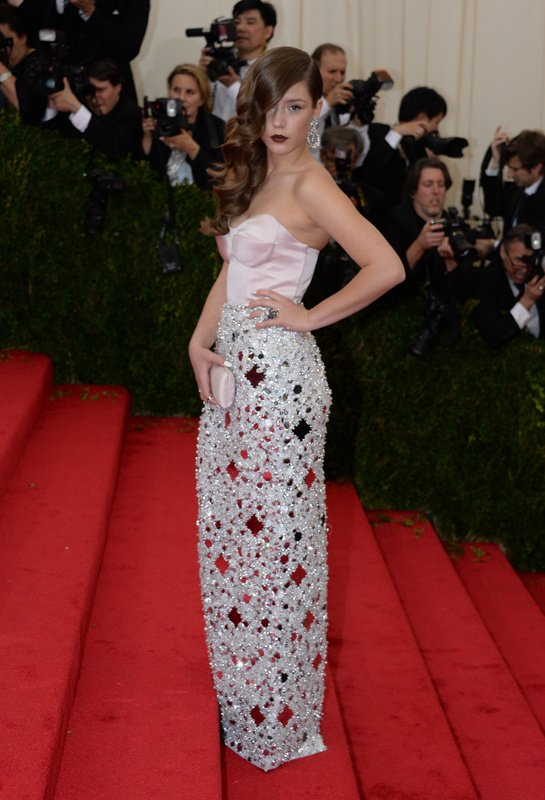 Met Ball 2014 - New York