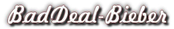 ♦ 401. BadDeal-Bieber