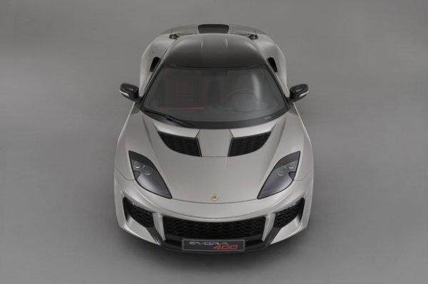 Genève Lotus Evora 400