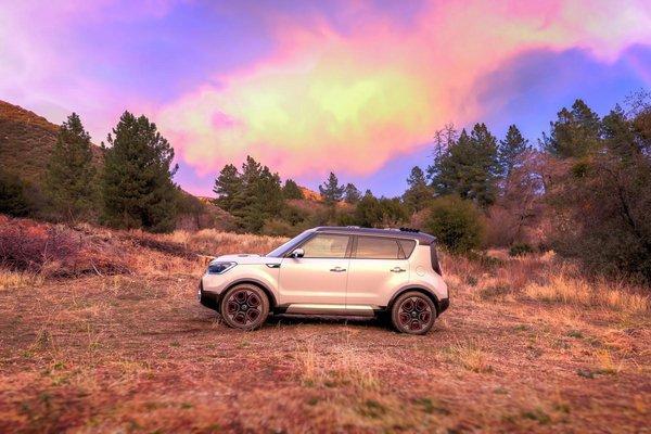 Chicago 2015 : Kia Trail'ster Concept - le 4x4 hybride des sports d'hiver