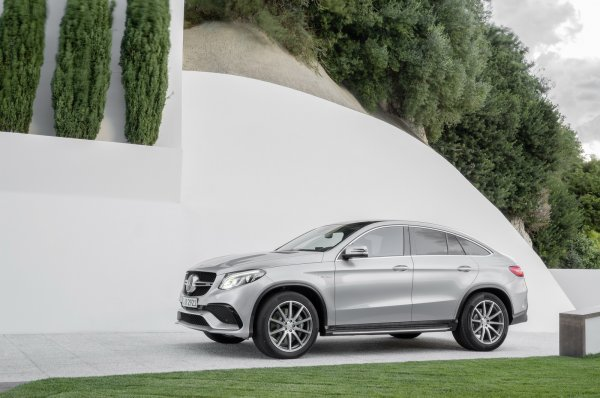 MERCEDES-AMG GLE 63 COUPE : D'autre photos