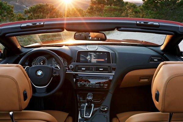 BMW série 6 LCI 2015