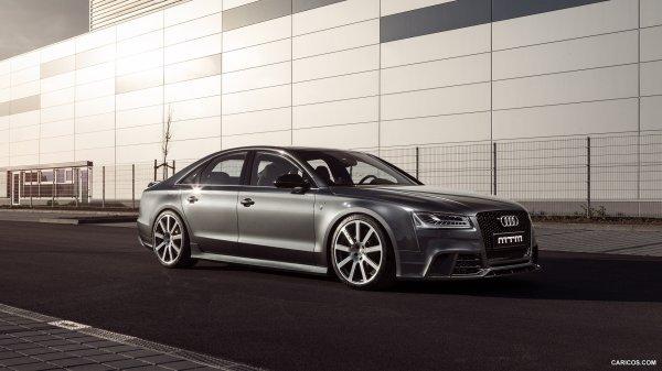 2015 MTM Audi S8 Talladega