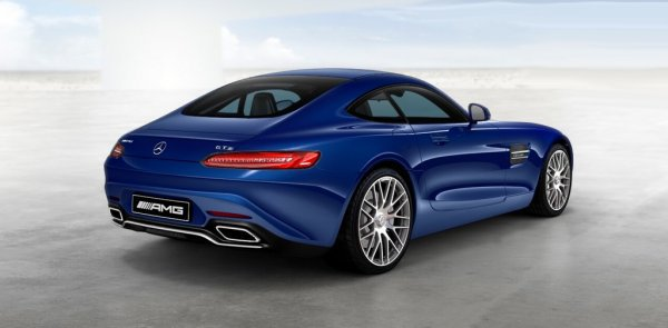 Nouvelle Mercedes-AMG GT 2015 : Elle a un prix