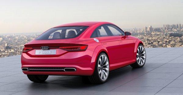 Audi TT Sportback Concept : La famille s'agrandit
