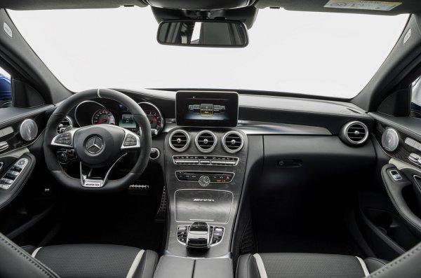 Nouvelle Mercedes Benz C63 AMG 2015