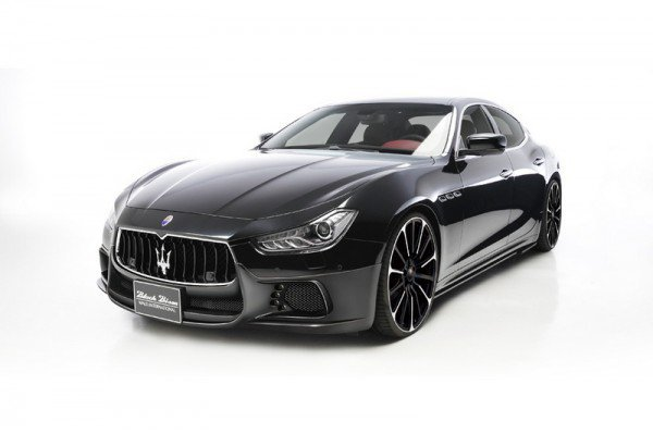 Maserati Ghibli by Wald International