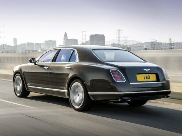 Bentley Mulsanne Speed: Le luxe à grande vitesse (galerie)
