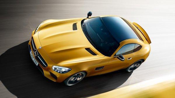 Nouvelle Mercedes-AMG GT : Vous avez demandé la 911...