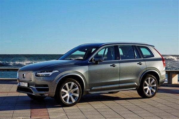 Le carnet de commande du nouveau Volvo XC90 se remplit