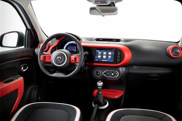 2014 Geneva Motor Show: New-gen Renault Twingo
