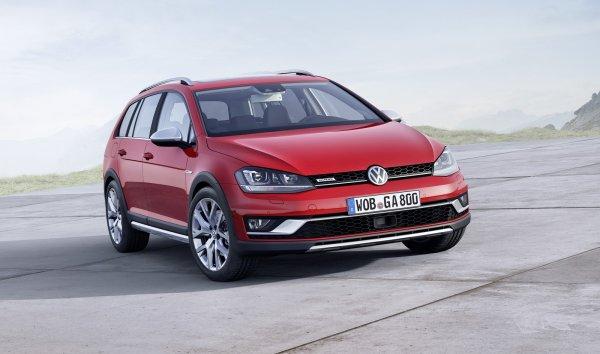 Salon de Genève 2015 - Volkswagen Passat Alltrack, la rurale