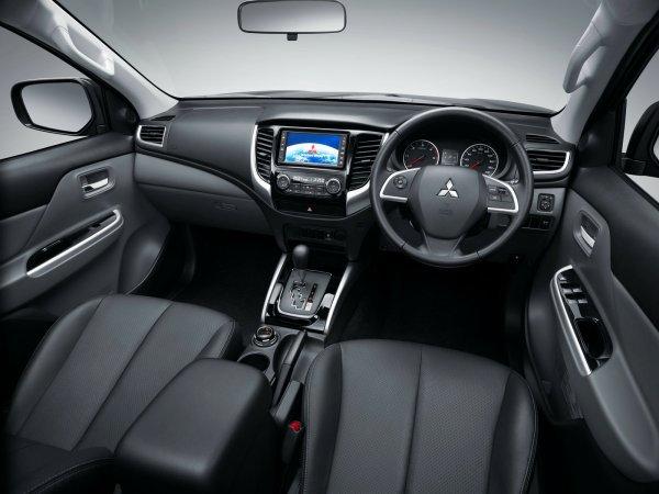Salon de Genève 2015 - Nouveau Mitsubishi L200, robuste trekker