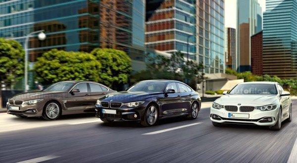 Nouvelle BMW Serie 4 Gran Coupé 2014 : Premières images
