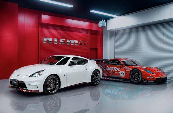 Nissan 370Z Nismo restylée : nouveau style et nouvelle boîte automatique