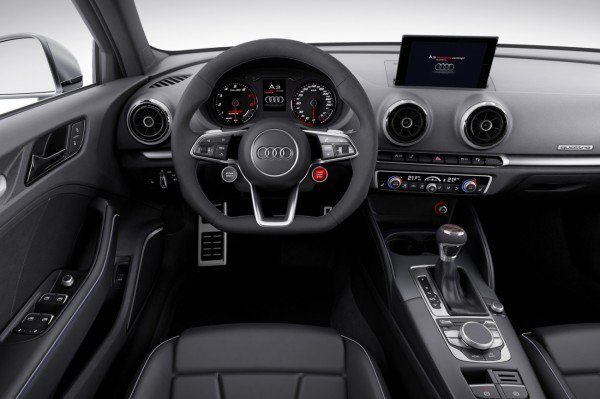 Audi A3 Clubsport Quattro Concept : Pour annoncer les RS3 ?