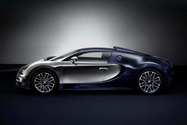 Bugatti Veyron Ettore Bugatti : La boucle est bouclée