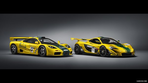 Salon de Genève 2015 - Mclaren P1 GTR