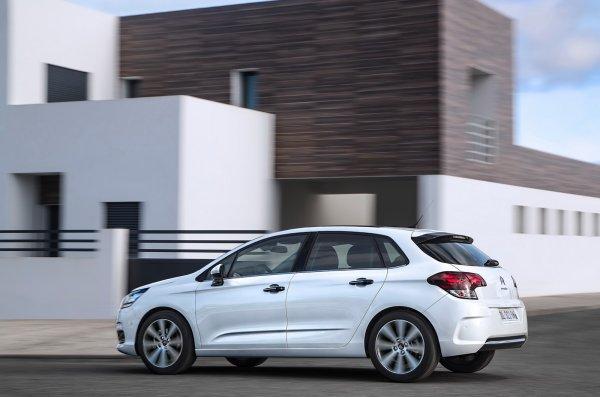 Salon de Genève 2015 - Citroën C4 restylée : légère mise à jour