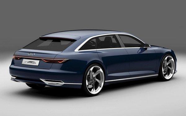 Salon de Genève 2015 - Audi Prologue Avant Concept