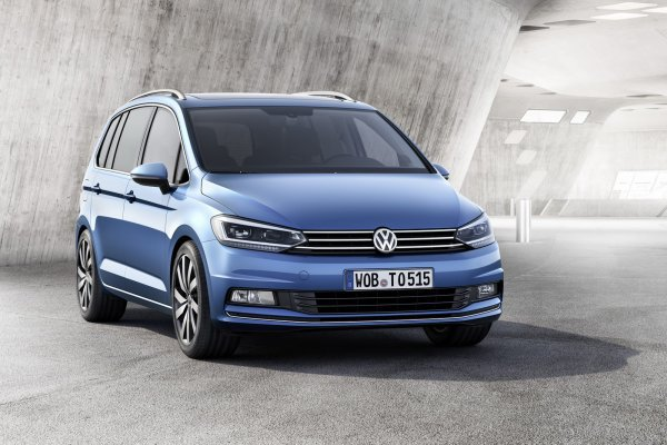 Nouveau VW Touran : le voilà déjà