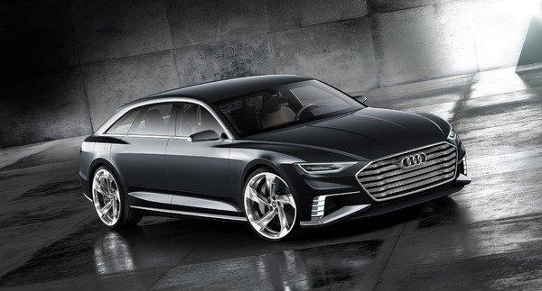 Salon de Genève 2015 - Le concept Audi prologue Avant en détail