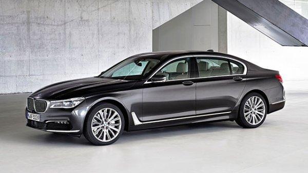 BMW Série 7, le prestige de la technologie