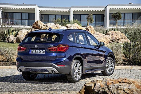 BMW X1 xDrive25i 2016