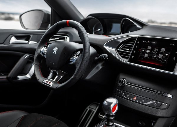 Goodwood 2015 : Peugeot 308 GTi