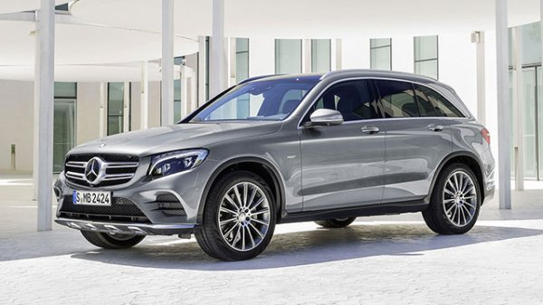 Mercedes GLC, adieu GLK