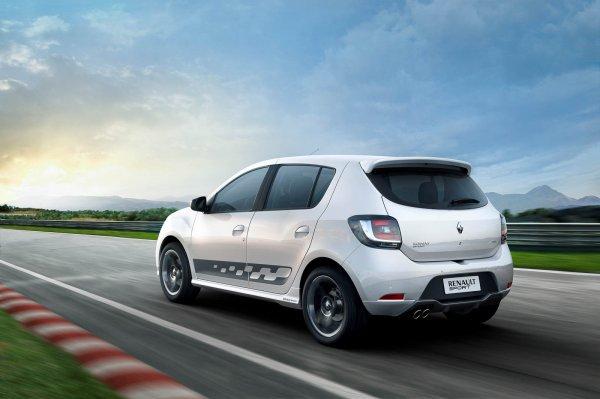 Buenos Aires 2015 : La Renault Sandero R.S. 2.0 de 145 ch enfin dévoilée