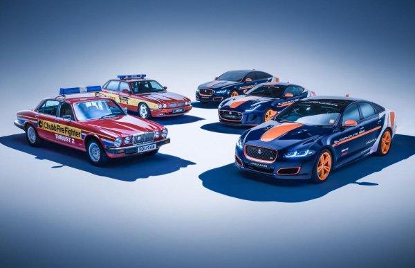Goodwood 2015 : une nouvelle Jaguar pour le projet Bloodhound SSC