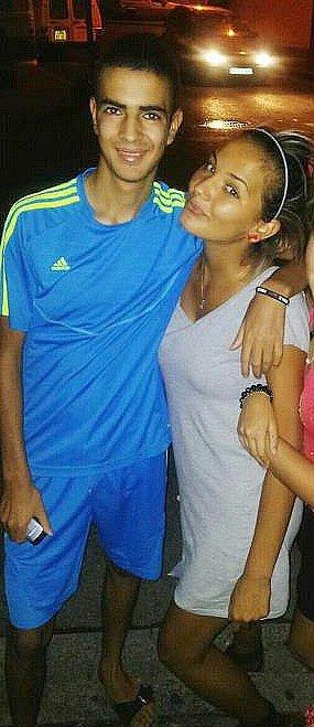 Moi & Samy ♥