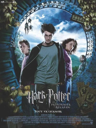Harry Potter et le prisonier d'azkaban