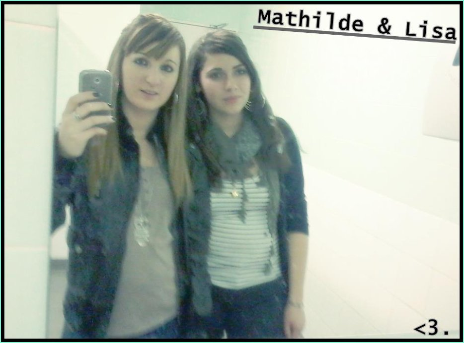 Lisa & Mathilde