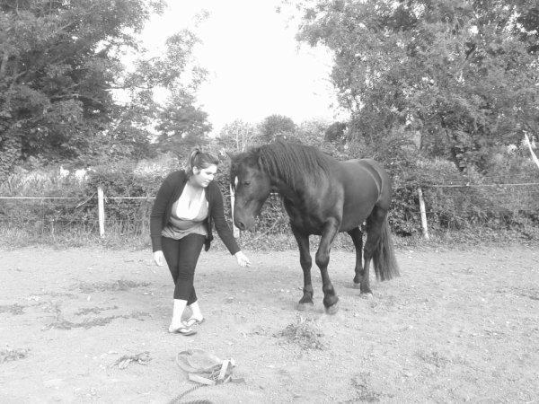 moi et blacky
