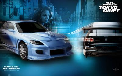 Mazda Rx8 Fast And Furious Tokyo Drift Welcome To My Little World