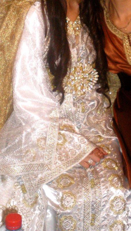 Fabuleux Robe de Fiancaille / henna ( PREST-MARIAGE@HOTMAIL.FR #CJ_24